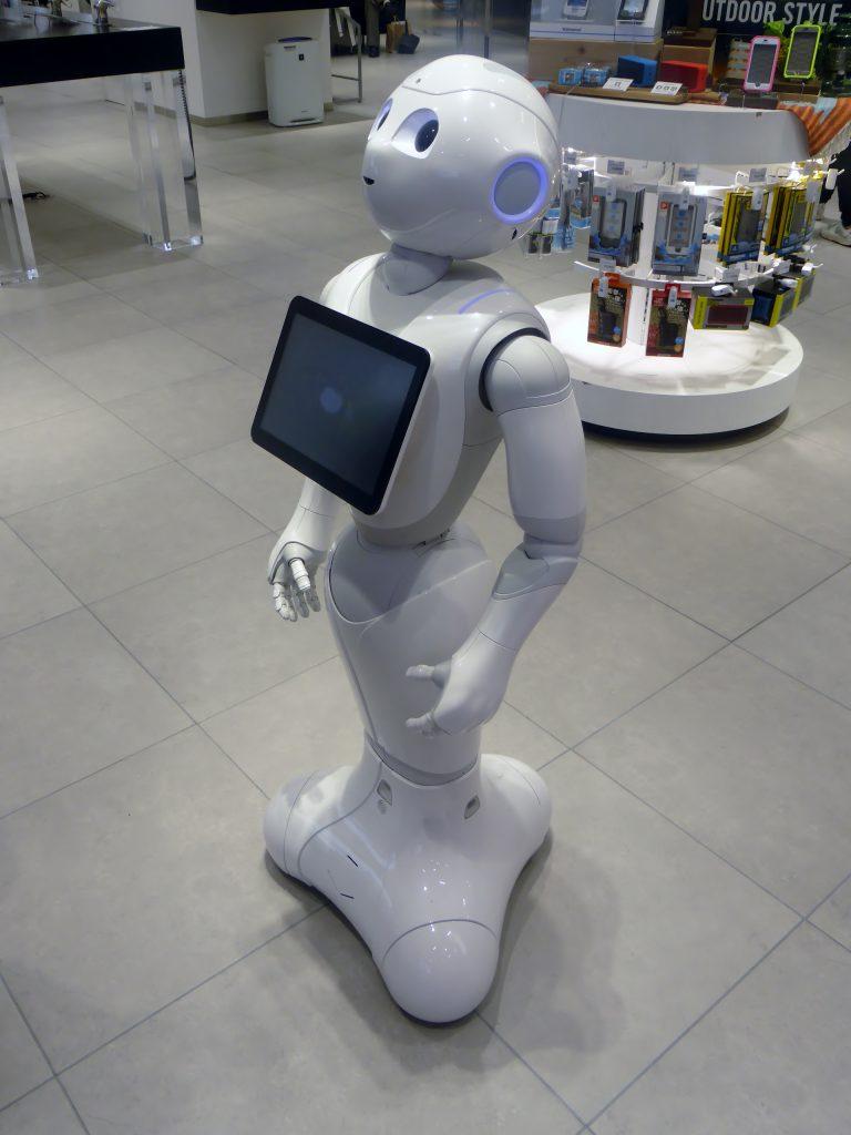 Robotics in Action